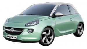 Запчасти для Opel Adam 1.2