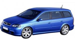 Запчасти для Opel Astra G F35